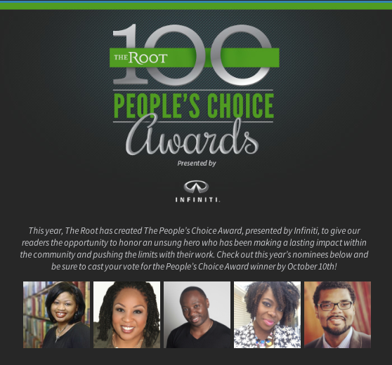Tamika Felder The Root 100 People's Choice
