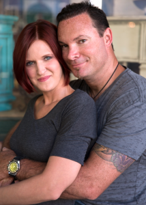 Michelle Whitlock couple