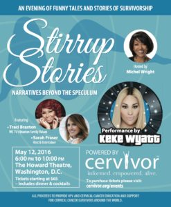 Stirrup Stories 512 tix