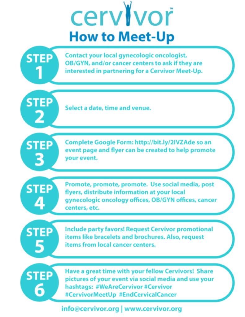 meet up tips